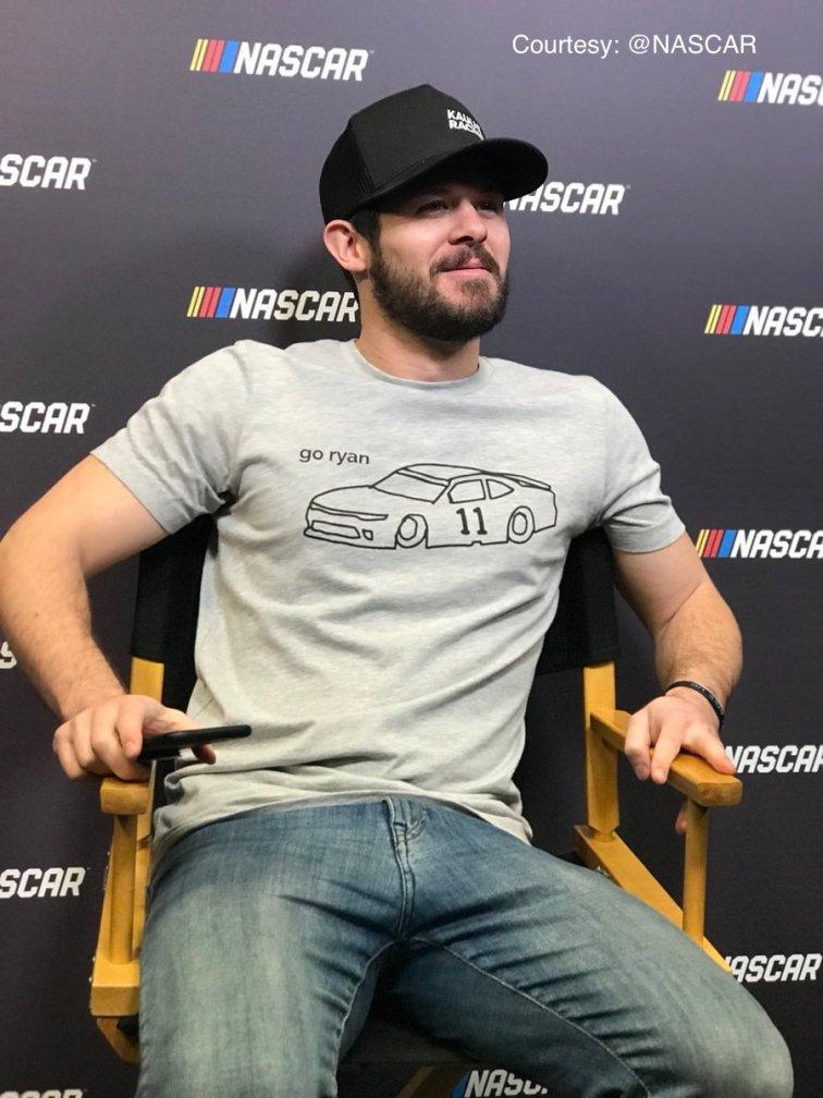 Ryan Truex T-shirt